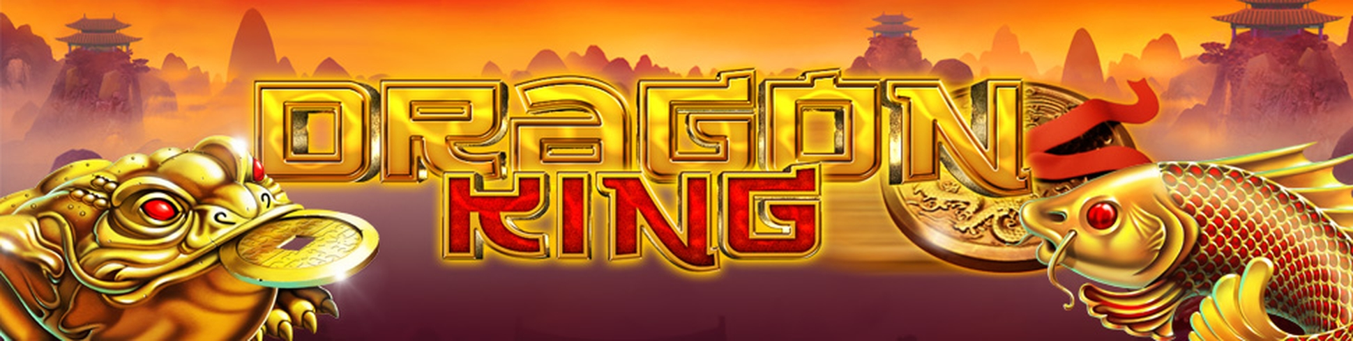 The Dragon King (GameArt) Online Slot Demo Game by GameArt
