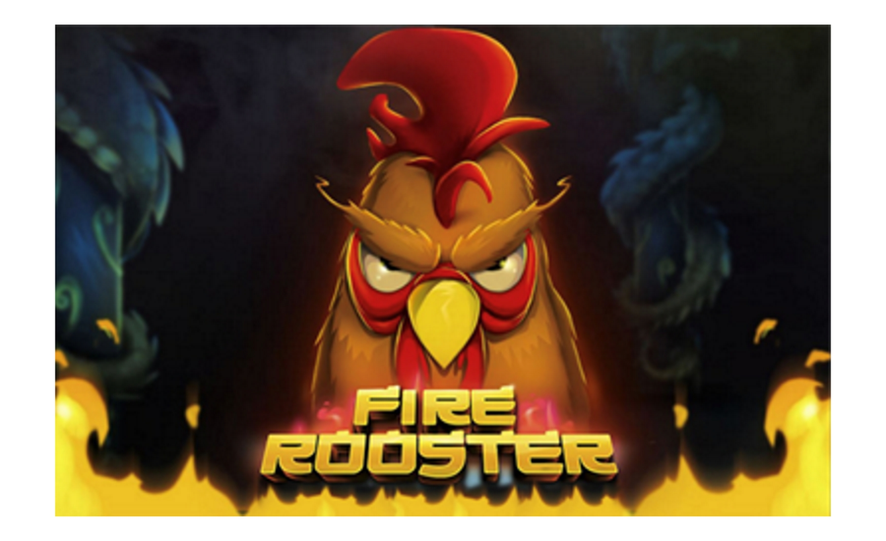 The Fire Rooster Online Slot Demo Game by Habanero