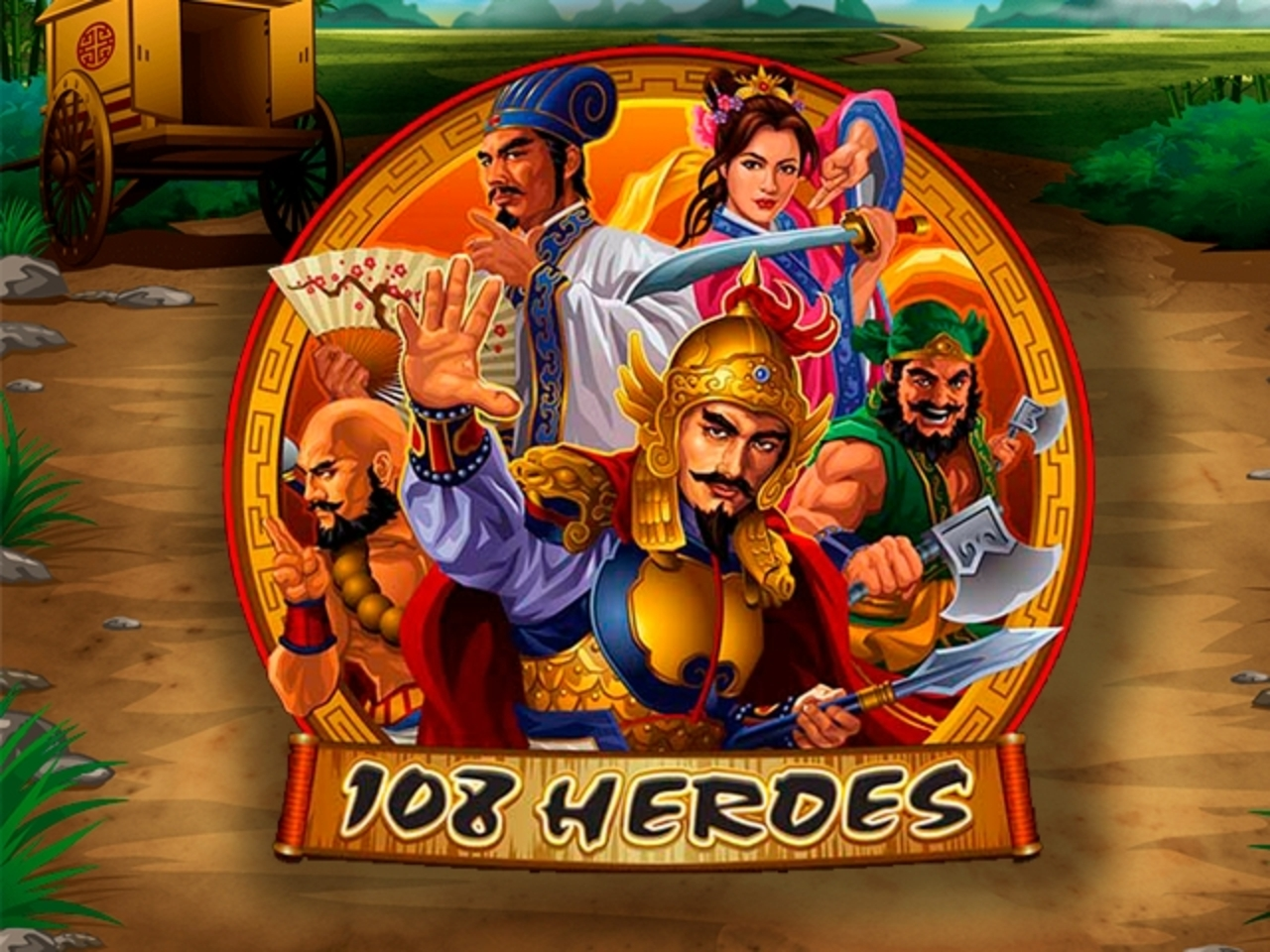 The 108 Heroes Online Slot Demo Game by MahiGaming
