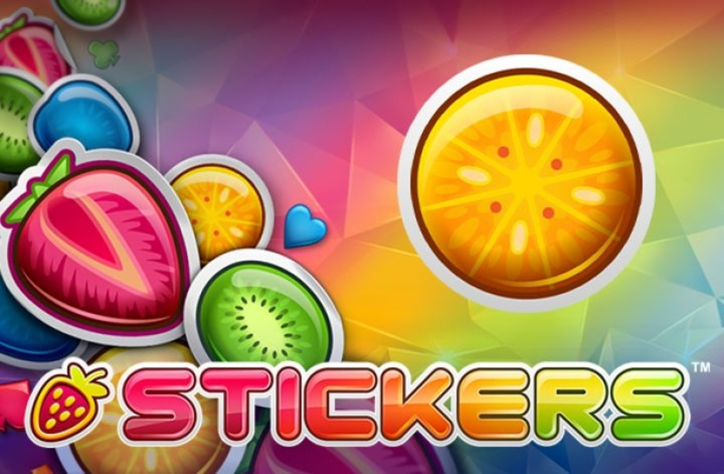 The Stickers Online Slot Demo Game by NetEnt