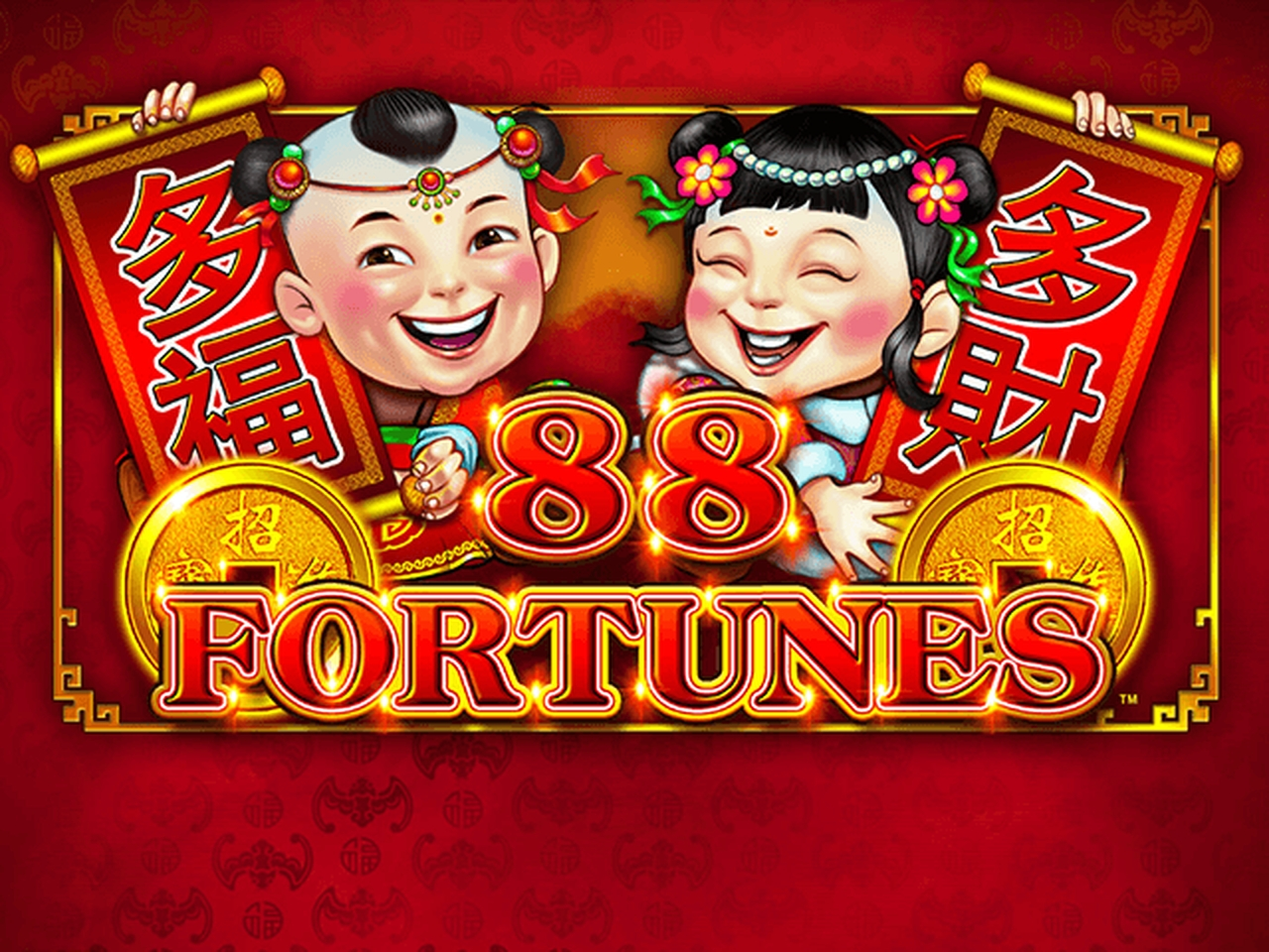 The 88 Fortunes Online Slot Demo Game by SG